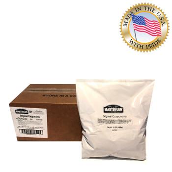 Martinson Original Creamy Instant Cappuccino Mix 2 Lb
