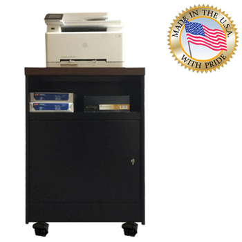 All State MOS200 Mobile Office Coffee/Printer Stand