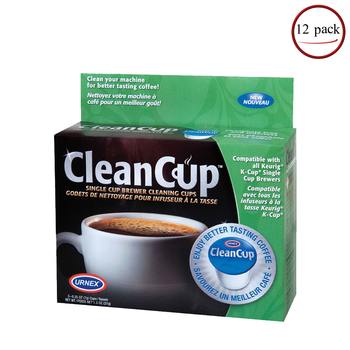 Urnex Cleancup K-Cup Brewer Cleaning Cups