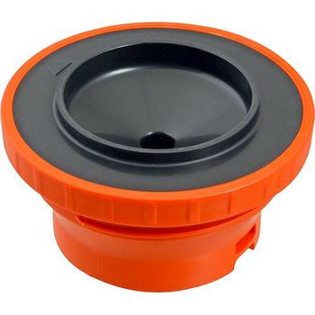 Bunn Economy Thermal Carafe Orange Decaf Lid