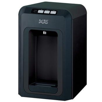 Alpine Aurora Borealis Tri-Temp POU Counter Top Bottleless Water Cooler