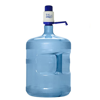 Quick Aqua Manual 5 Gallon Water Bottle Pump