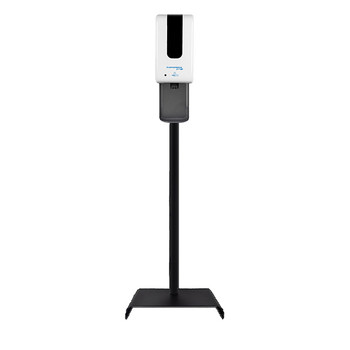 Automatic Hands Free Sanitizer Floor Unit