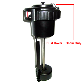 Newco Econo Server Thermal Satellite Dust Cover + Chain
