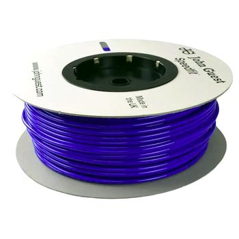"John Guest 1/4"" 100 Foot Polyethylene Tubing Blue"