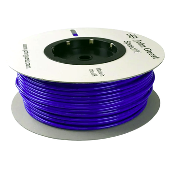 "John Guest 3/8"" 100 Foot Polyethylene Tubing Blue"