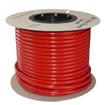 "John Guest 3/8"" 500 Foot Polyethylene Tubing Red"