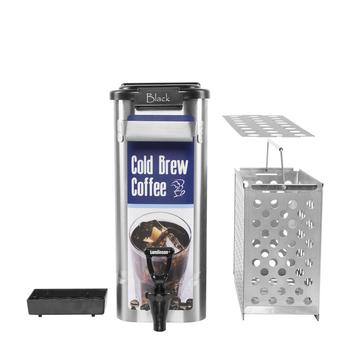 Newco 3.5 Gallon Cold Brew Coffee Skinny Short Kit