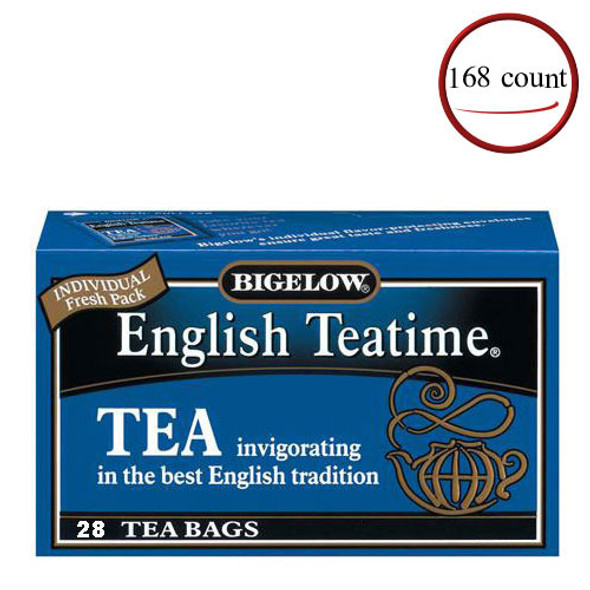 Bigelow English Teatime Tea 168 Bags