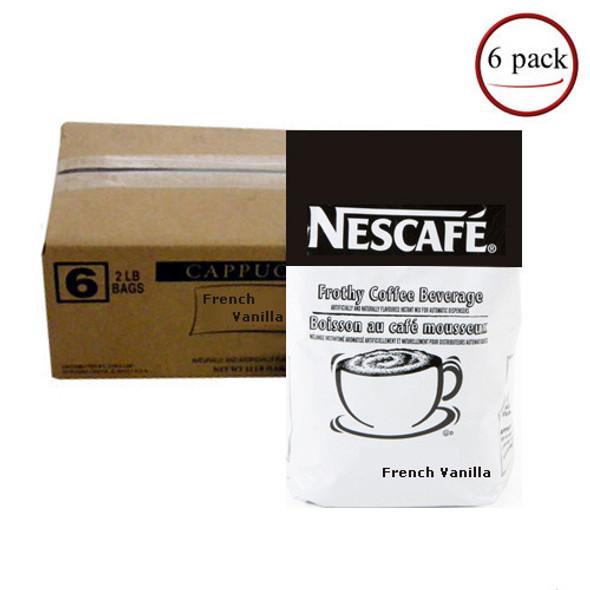 Nescafe French Vanilla Cappuccino