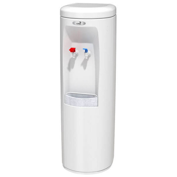 Oasis Atlantis White Hot/Cold Bottleless Water Cooler