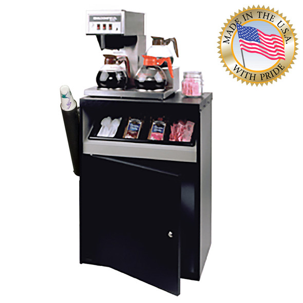 All State OCS 200 Office Coffee Stand with Cup Holder