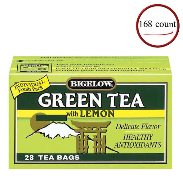 Bigelow Green Tea Lemon 168 Bags