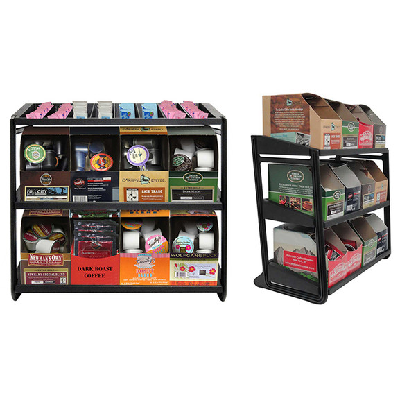 HHD K-Cup / Pod 12 Box Coffee Rack