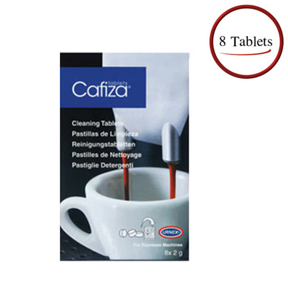 Urnex Cafiza Espresso Machine Cleaning Tablets 24 C/T