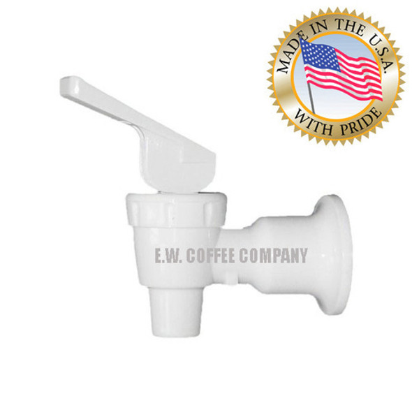 Tomlinson Water Cooler Faucet Assembly White/White