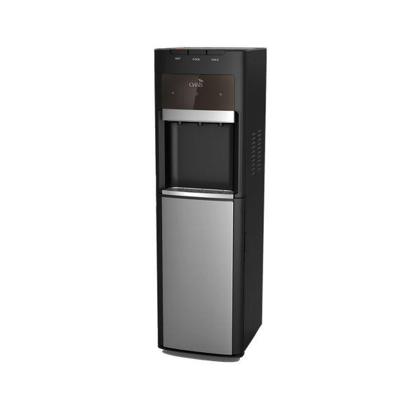 asis Mirage Tri-Temp Bottle POU Water Cooler Dual Dispense