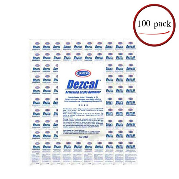 Urnex Dezcal Activated Scale Remover 100 C/T
