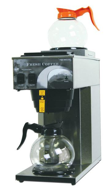 Newco AK-2AS Auto Shutoff Coffee Maker + Starter Kit