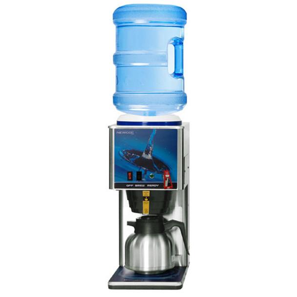 Newco KB-TCF Thermal Carafe Coffee Brewer + Carafe