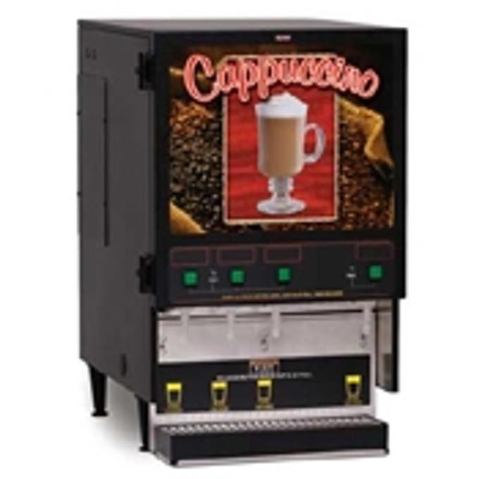 4 Hopper Dispensers