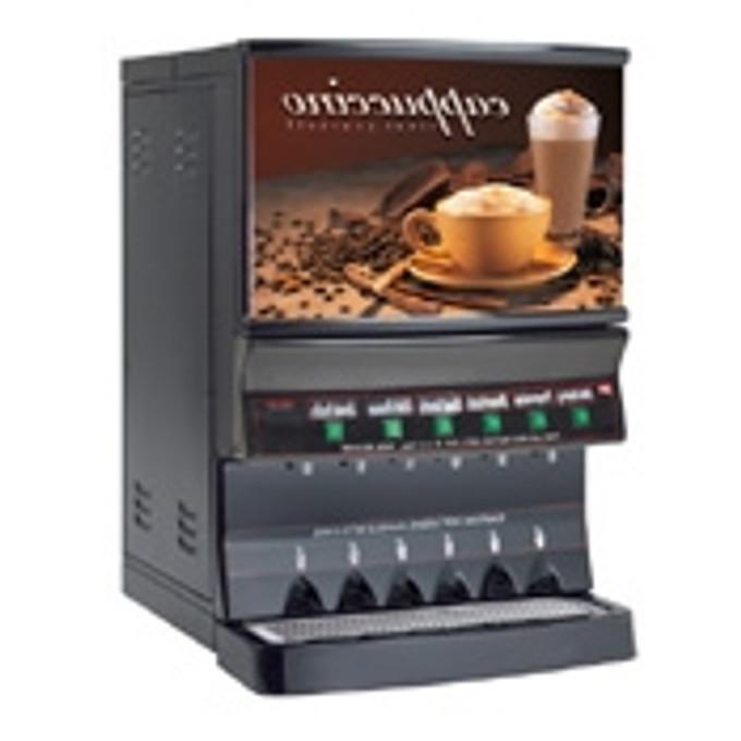 6 Hopper Dispensers