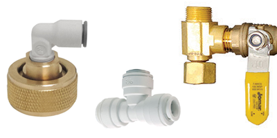 Water Lines and Fittings