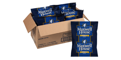 Maxwell House Coffee Packets