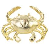 3D Crab - Gold