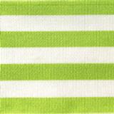 Kiwi/White Stripe