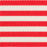 Red/White Narrow Stripe