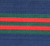 Navy and Red & Green Stripe