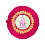 Pink Pagoda-Hot Pink