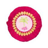 Palm Tree-Hot Pink