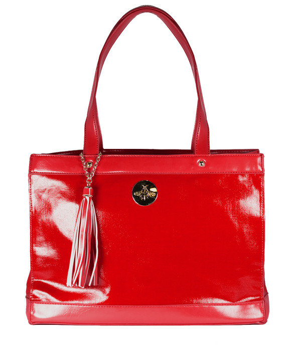 FAB Beach Tote - Red (FINAL SALE)