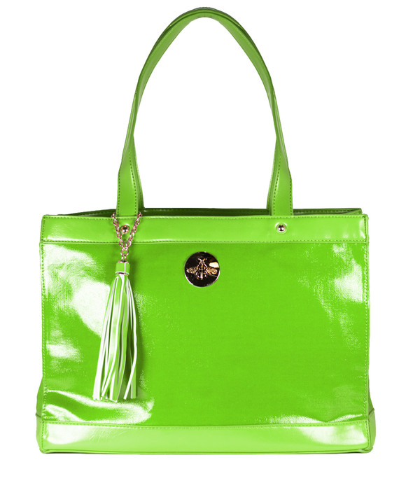 FAB Beach Tote - Bright Green (FINAL SALE)