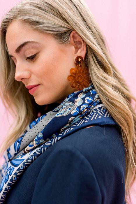 Cameran - Acrylic Earrings