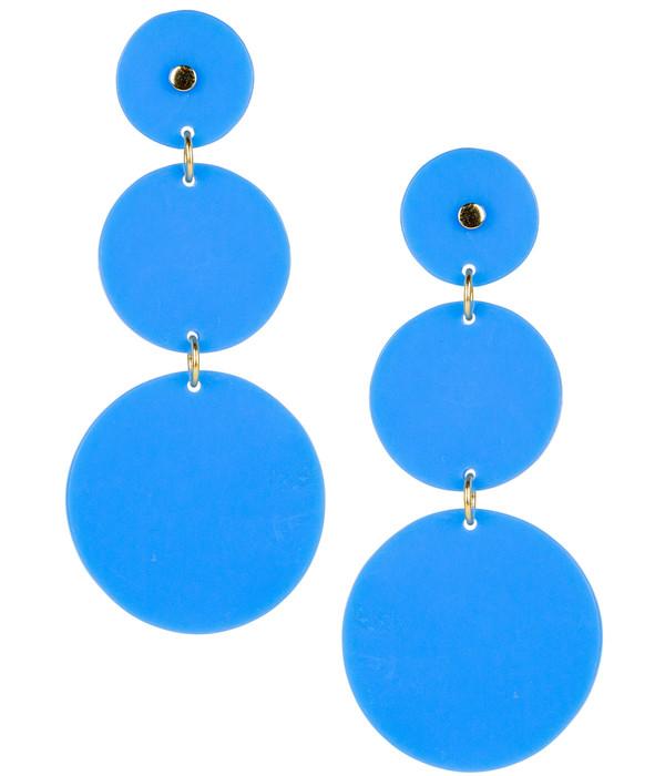 Greta - Acrylic - Turquoise