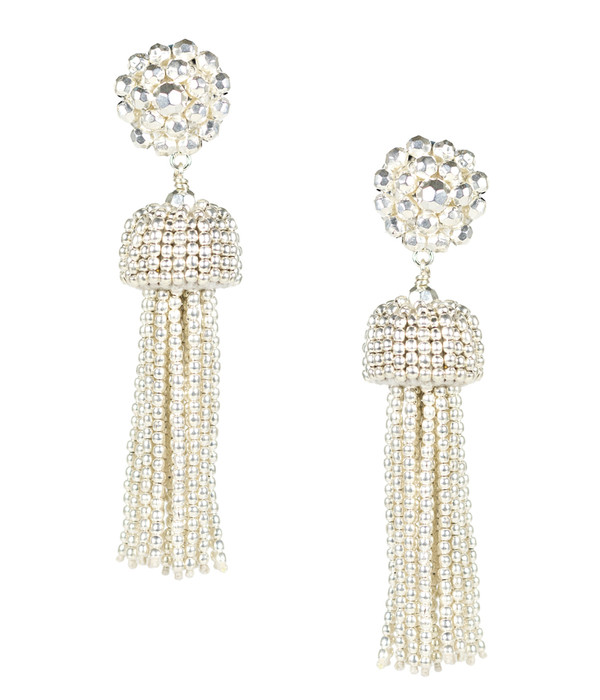 Lower Price with Tassel Earrings And Necklace Goods Of Every Description Are Available Costume Jewellery