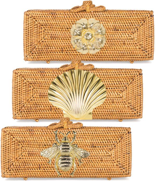 Colette - Gold Adornments