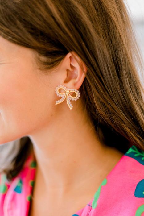 Little Bow Earrings