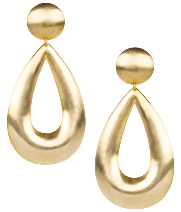 Kate Brushed Gold - Large