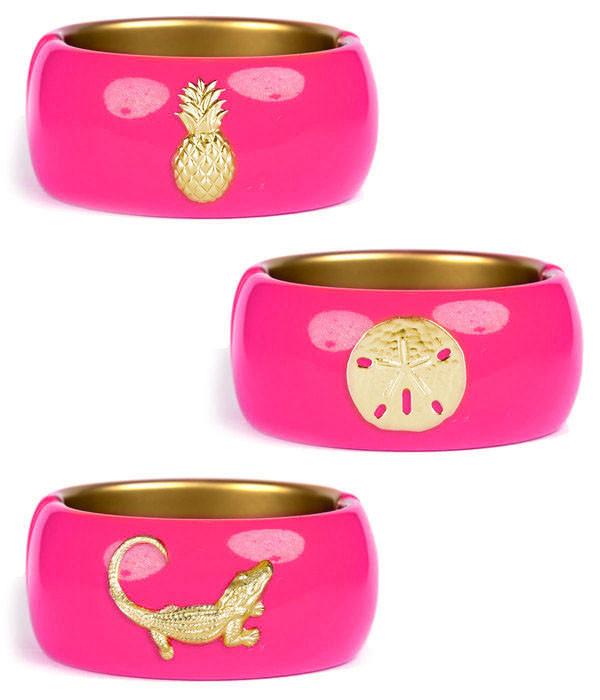 Narrow Cuff Pink