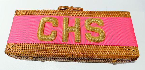 Colette - CHS on  Hot Pink Band  - Sample Sale FINAL SALE