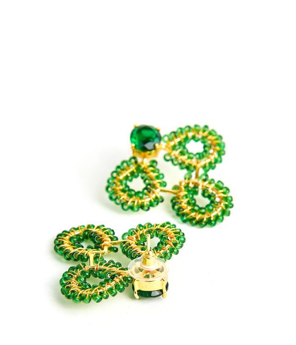 Mimi - Emerald  (FINAL SALE)