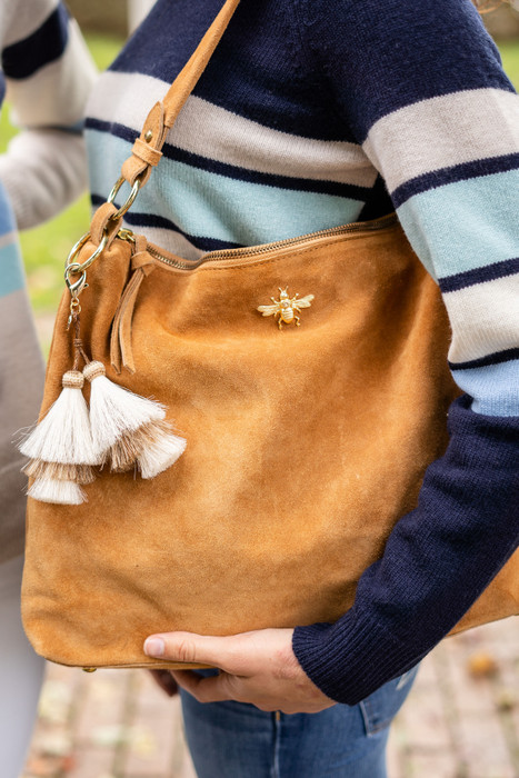 Finley Tote - Camel