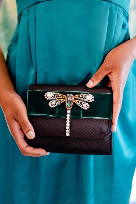 Eleanor- Rhinestone Dragonfly - PreOrder