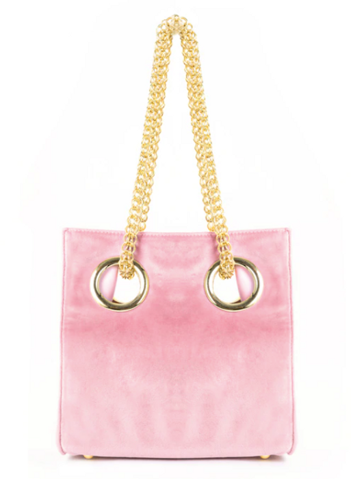 Scarlett Bag - Light Pink - Sample -  Final Sale