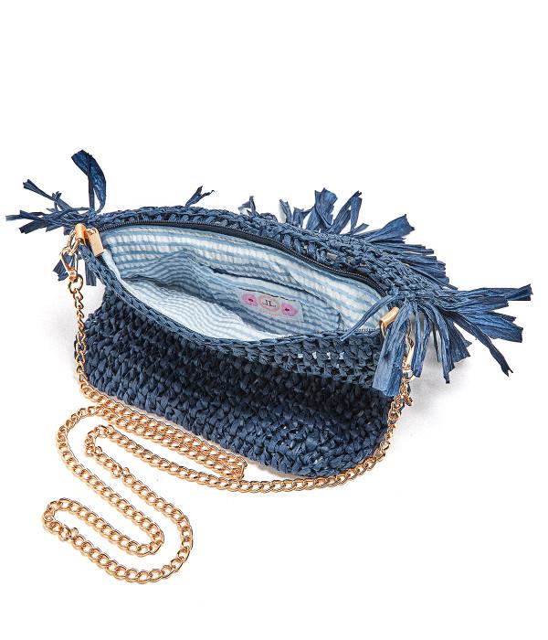 Frida Straw Bag