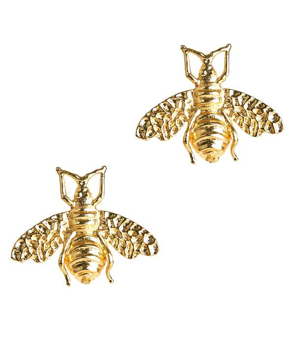 Bee Stud - Gold